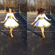 joli African Wedding Dress, African Dresses For Women, African Print Dresses, African Print Fashion, Africa Fashion, African Fashion Dresses, African Attire, African Clothes, Africa Dress