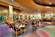 Crowne Plaza Orlando Universal ~ Cafe del Sol
