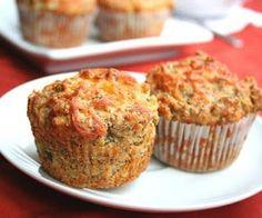 Cheddar Jalapeno Muffins