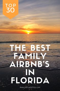 Florida Vacation Spots, Florida Travel Guide, Best Beach In Florida, Florida Hotels, Kid Friendly Resorts, Best Vacations, Travel Inspiration, Travel Ideas, Beach Trip