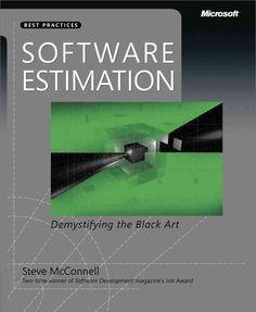 Software Estimation: Demystifying the Art