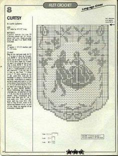 Toalhinhas de Crochê - Rosana Mello - crochê - Picasa Web Albums