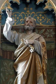 """""""For the wonderful thing about saints is that they were human. They lost their tempers, got hungry, scolded God, were egotistical, or testy or impatient in their turns, made mistakes and regretted them. Still they went on doggedly blundering toward heaven."""" ~ Phyllis McGinley, """"Saint-Watching"""""""