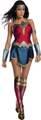 Secret Wishes Womens Wonder Woman Adult Costume As Shown Large #Halloween #Costume #Superhero