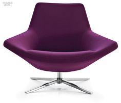Sessel Metropolitan -B&B Italia - Design of Jeffrey Bernett Contemporary Lounge, Italia Design, Fabric Armchairs, Chair Fabric, London Design Festival, Swivel Armchair, Lounge Seating, Modern Sofa, B & B