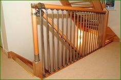Chrome and Nickel Fusion Staircase
