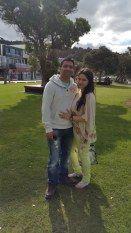 Omar and Arhamna