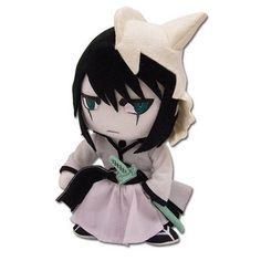 Official Bleach anime plush of Ulquiorra is here! This highly detail plush of Ulquiorra stands approximately tall. Plush has string on top of head. Manga News, Anime Dolls, Anime Merchandise, Bleach Anime, Anime Figures, Anime Comics, Plush Dolls, Plushies, Manga Anime