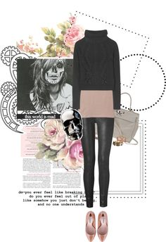 """Senza titolo #495"" by dafne ❤ liked on Polyvore"