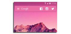 Accesos directos a tus apps en la barra de búsqueda con Action Launcher 3.5...