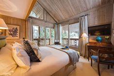 Новогоднее настроение в интерьере альпийского шале   Пуфик - блог о дизайне интерьера