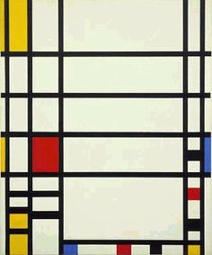 Trafalgar Square, Piet Mondrian, Museum of Modern Art, New York(I painted this on aa chair in grade school) Piet Mondrian, Trafalgar Square, Pablo Picasso, Abstract Expressionism, Abstract Art, Abstract Paintings, Original Paintings, Theo Van Doesburg, Art Sculpture