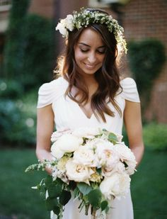 #Summer Midsummer Night's Dream Inspired Wedding - on SMP -  http://www.StyleMePretty.com/2014/01/22/romantic-backyard-wedding-in-salt-lake-...
