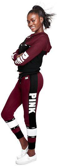 PINK Skinny Jogger #ad
