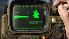 FALLOUT 4 - Character System Gameplay Review