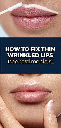Beauty Industry Experts Agree This is a Great Solution for Younger, Plumper Looking Lips! must have beauty products make up Beauty Care, Beauty Skin, Beauty Makeup, Hair Beauty, Beauty Box, Eye Makeup, Beauty Secrets, Beauty Hacks, Beauty Products