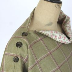Tweed Poncho in Gooseberry - what's not to like about this, very nearly bought it at Cheltenham races yesterday