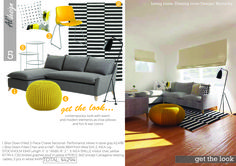 Living Room project in Louisville, US designed by Al'design team  - Living Room - Dining Room Design