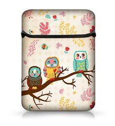 "NEW design cute Owl 9.7"" 10"" inch Soft Neoprene Laptop Sleeve Case Flip Bag Cover For 10.1"" ASUS Eee Pad Transformer TF201 TF101/Samsung Galaxy Note 10.1"" Tablet PC/Apple IPad air ipad 5, http://www.amazon.com/dp/B00KT279AI/ref=cm_sw_r_pi_awdm_AiV4tb0ZTA8KN"