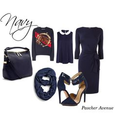 Incorporating Navy into your fall wardrobe!