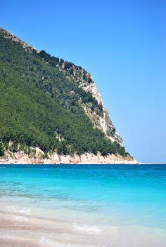 #sirolo #conero #sea #mare #beach #spiaggia #italy
