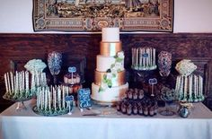 #ferrerawedding cake and desserts