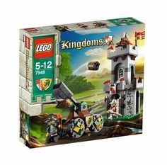 LEGO Kingdoms 7948 - Angriff auf den Außenposten Lego http://www.amazon.de/dp/B003A2JCUE/ref=cm_sw_r_pi_dp_aqgGub0HZHZW8