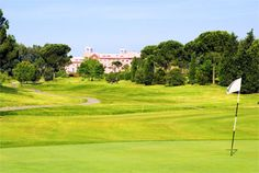 Sheraton Golf Parco de' Medici Hotel & Resort, Roma, surrounded by a 27-hole golf course & only a short ride to Rome. #golf, #SPG, #travel