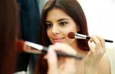 60 Best Indian Bridal Makeup Tips For Your Wedding Bridal Makeup Tips, Bridal Makeup Looks, Indian Bridal Makeup, Wedding Makeup, Nose Contouring, Contour Nose, Summer Beauty Tips, Make Up Tricks, Makeup Guide