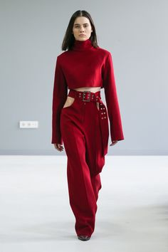 Matériel by Aleksander Akhalkatsishvili Tbilisi Fall 2017 Collection Photos - Vogue