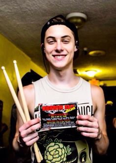 Luke Holland, the word alive