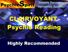 3 PSYCHIC READiNG PREDiCTIONS next 6 mos Get NoW OPTiON by psychics