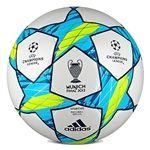 Adidas Finale Mundial Sport Replica Soccer Balls (White/Slime) at soccercorner.com