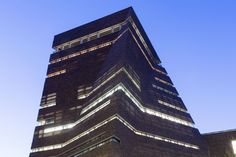 New Tate Modern by Herzog & de Meuron in London, United Kingdom