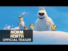 Fun #Movie Preview Trailer for Norm of the North – #NormOfTheNorth #ShakeYourBearThing