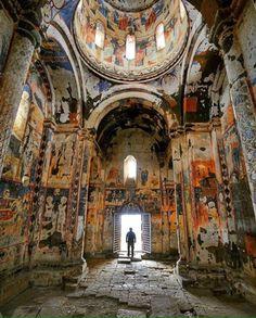 Ani Church ruins, Kars, Turkey