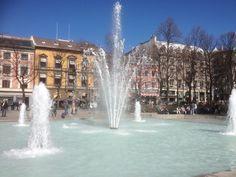 Spikersuppa in Oslo, Oslo