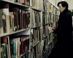 16 great library scenes in film morgan freeman scene and films even sherlock holmes uses a library click through for an animated gif negle Images
