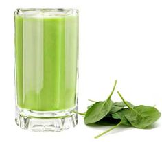 "Vanilla Spinach Protein Smoothie Recipe with ""How-to"" video"