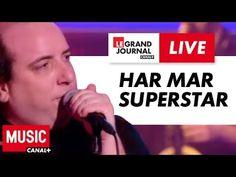 Har Mar Superstar - Lady, you shot me - Live du Grand Journal