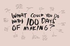 100 days//