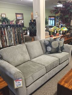 Stanton Sofa Available At Griffith Furniture.
