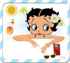 Boop enjoying the Sun Betty Boop, Love Hug, Pikachu, Tags, Facebook, Pictures, Sally, Summertime, Bb