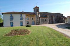 COURS (79) Mairie et église