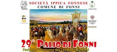29° PALIO DI FONNI – FONNI – DOMENICA 4 AGOSTO 2013