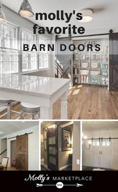 Get inspired to transform your home into a masterpiece! Barn Door Handles, Barn Door Hardware, Making Barn Doors, Wood Source, Inspired, Kitchen, Home Decor, Cooking, Decoration Home