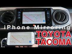 Beat-Sonic IF-02EP Smartphone Mirroring Kit Custom Toyota Tacoma, Toyota Tacoma Access Cab, Toyota Tacoma Accessories, Toyota 4runner Trd, Google Pixel Phone, Trd Pro, Samsung Galaxy Phones, Truck Mods, Toyota Trucks