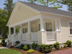 Alabama Manufactured Homes. Exterior - Liberty Homes, Inc. Modular Housing, Modular Homes, Mobile Home Living, Home And Living, Remodeling Mobile Homes, Home Remodeling, Front View Of House, Single Wide Remodel, Liberty Home