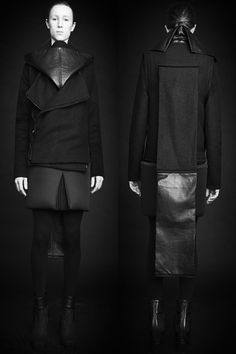 Rad Hourani - Unisex Transformable Collection #7