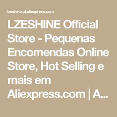 LZESHINE Official Store - Pequenas Encomendas Online Store, Hot Selling  e mais em Aliexpress.com | Alibaba Group